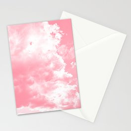 cloudy sky 2 pw Stationery Cards