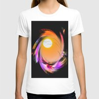 sunrise T-shirts featuring Sunrise by Walter Zettl
