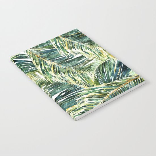 Classic Palm #society6 #decor #buyart Notebook