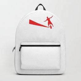 Slackline Slacklining Rope Walking Gift Backpack
