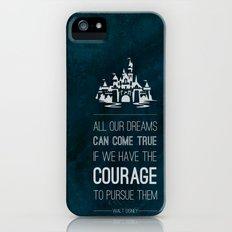 Dreams come true Slim Case iPhone (5, 5s)