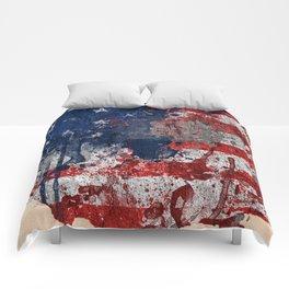 map USA  Comforters