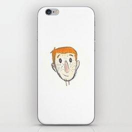 Ron Weasley iPhone Skin