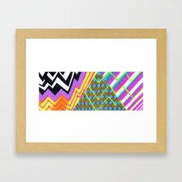 Tranzcape Framed Art Print