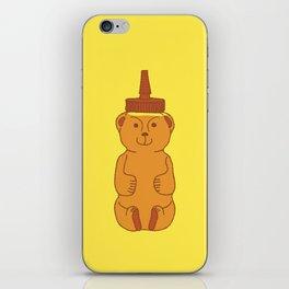 Honey Bear iPhone Skin