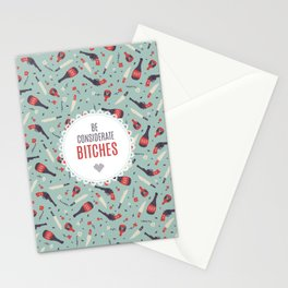 Be Considerate Stationery Cards