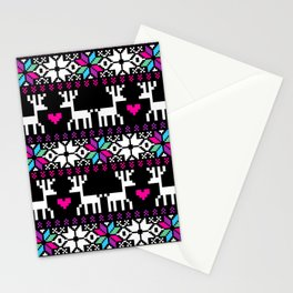 North pole Stationery Cards