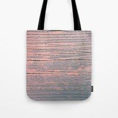 Rustic pastel weathered wood Tote Bag