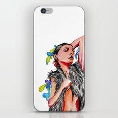 Devils Lust iPhone & iPod Skin