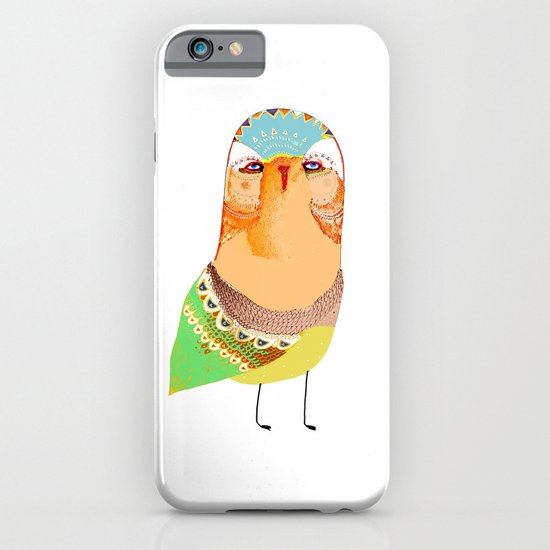 The Rarest Owl iPhone & iPod Case