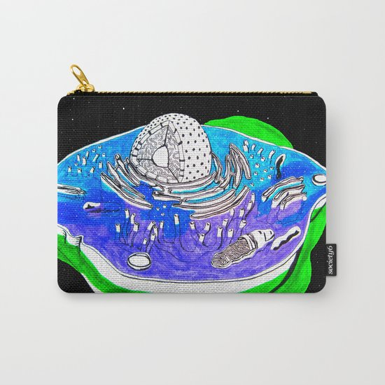 Animal Cell Carry-All Pouch