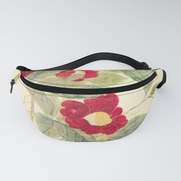 Red flowers , red flowers Fanny Pack