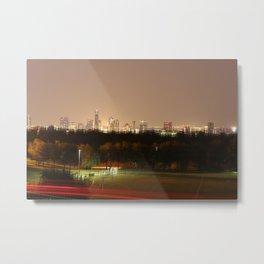 The City -2 Metal Print