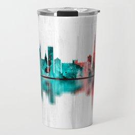 Bristol England skyline Travel Mug