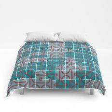 Maze Comforters