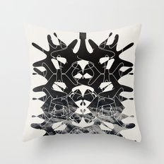 Ink Throw Pillow