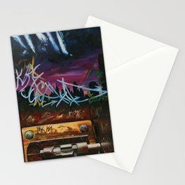 LOCKED IN Stationery Cards