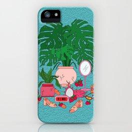 Peaches & Cream iPhone Case