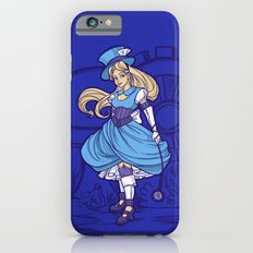 Steampunk Alice Slim Case iPhone 6s