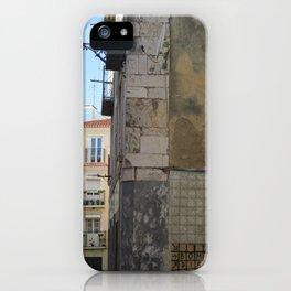 Bom dia Lisboa iPhone Case