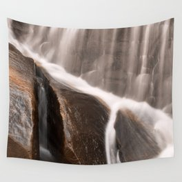 Sliver Falls Wall Tapestry
