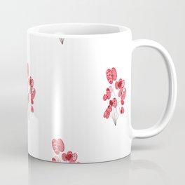 Poppy Wallpaper Coffee Mug