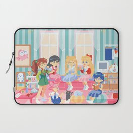 Casual sailor scouts Laptop Sleeve