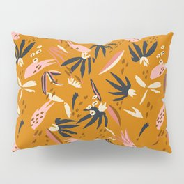 ADOBO GARDEN OCHRE Pillow Sham