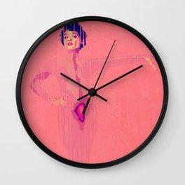 P1NK Wall Clock