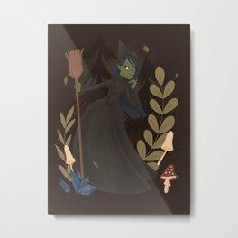Elphaba Metal Print