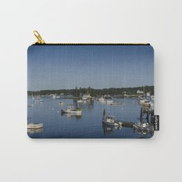 Boothbay Harbor Carry-All Pouch