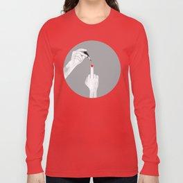 F*** Nail Polish Long Sleeve T-shirt