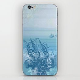 Nautical iPhone Skin