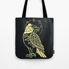Messenger of Fire and Air Tote Bag