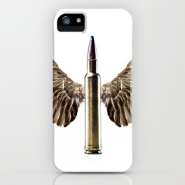 Caliber 30 Bird iPhone Case