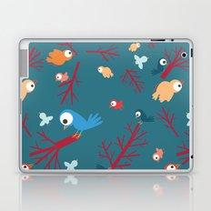 Birdie Branches Laptop & iPad Skin