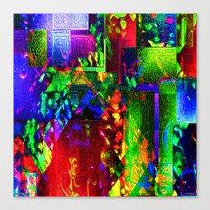 Magma by Tim Henderson Canvas Print