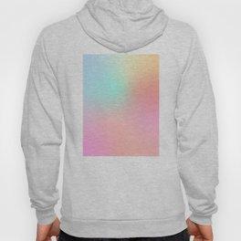 The optimistic  Rainbow Gradient Hoody