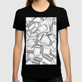 The Book Pile II T-shirt