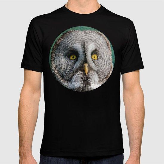 GREY OWL T-shirt