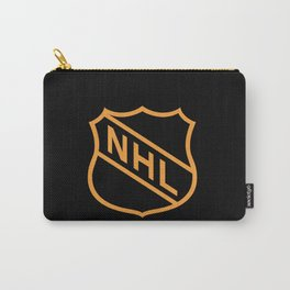 NHL Gold Logo Carry-All Pouch