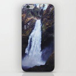 Secret Oregon Waterfall iPhone Skin