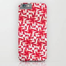 Peppermint Stick Slim Case iPhone 6s