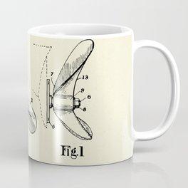 Ship Propeller-1935 Coffee Mug