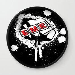 EMR crew logo rmd tweak Wall Clock