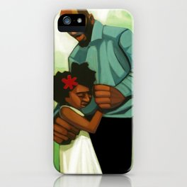 keeping her close iPhone Case