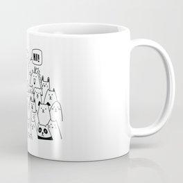 Oh Hi Coffee Mug