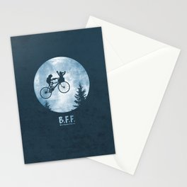 B.F.F. Stationery Cards