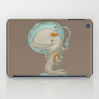 evolution iPad Cases featuring Evolution by Lili Batista