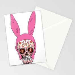 Louise Bob's burger (Sugar Skull) Stationery Cards